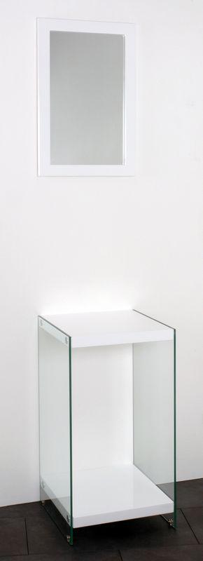 beistelltisch konsole olymps in hochglanz wei 105 00 euro. Black Bedroom Furniture Sets. Home Design Ideas