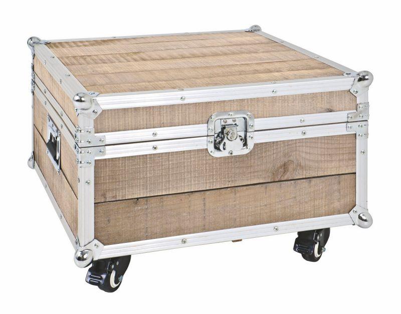 haku lowboard aus massivholz kiefer aluminium mit griffe abschlie sz. Black Bedroom Furniture Sets. Home Design Ideas