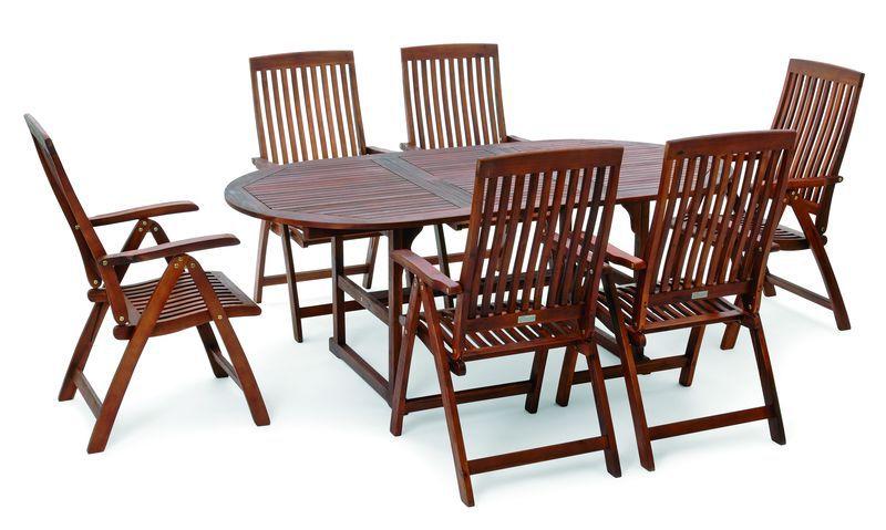 landmann ausziehtisch oval selection 219 00 ichverkaufealles. Black Bedroom Furniture Sets. Home Design Ideas