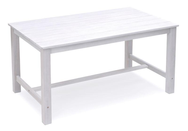 landmann belardo gartentisch caniola wei lackiert 269 00. Black Bedroom Furniture Sets. Home Design Ideas