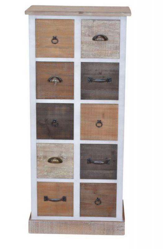 schubkastenkommode in antik wei gewischt 339 00 ichve. Black Bedroom Furniture Sets. Home Design Ideas