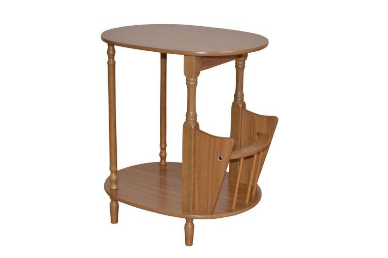 Beistelltisch Eiche Rustikal : ovaler beistelltisch telefontisch aus massivholz in ~ Watch28wear.com Haus und Dekorationen